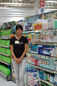 Oferta de trabajo como azafata. / Foto: Loreal.