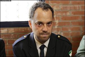 El onubense Dani Mantero da vida al inspector Robledo.