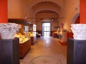 El Museo de Aroche se encuentra en el edificio de La Cilla.