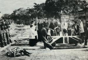 Imagen referente al episodio de William Martin en el web del Ayuntamiento de Huelva.