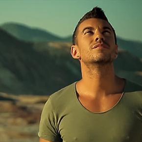 Imagen de Sergio Contreras en su nuevo video.