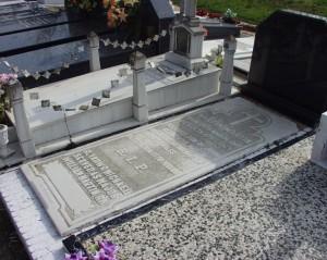 La visita a la tumba de William Martin aparece en muchas guías turísticas de Huelva.