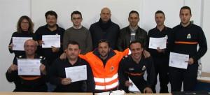 Participantes en el curso.