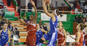 Nina Bogicevic, entre algodones, aunque parece que su concurso en San Sebastián no peligra. / Foto: Pedro Burgos.