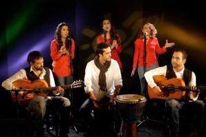 Los jóvenes artistas de 'Diciembre, un espectáculo flamenco solidario'