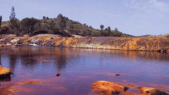 Un estudio recupera los muelles perdidos del río Tinto