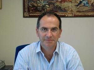 El investigador Antonio Mira Toscano.