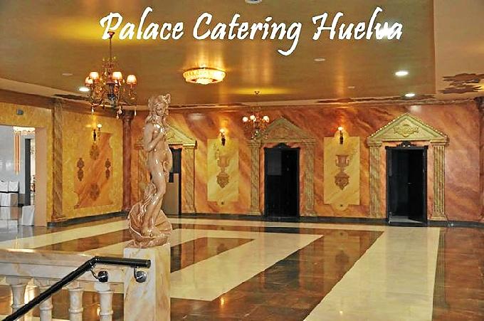 Una fiesta para disfrutar de Palace Catering de Huelva.