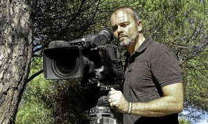 El director del documental, Arturo Menor.