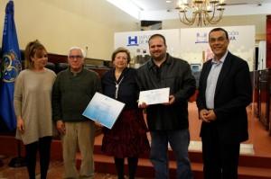 Ganadores del Concurso Provincial de Asociaciones.