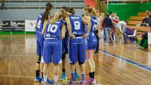 Cindy Lima reconoce que debe aportar más y arrastrar así al equipo. / Foto: Pedro Burgos.