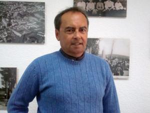 Ildefonso García Ros, director de la escuela taller.