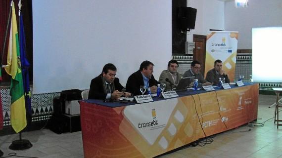Una veintena de empresas se reúne en Sanlúcar para abordar los retos y las oportunidades de la cooperación transfronteriza