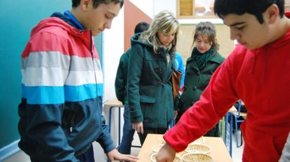 El IES Galeón de Isla Cristina celebra sus jornadas de puertas abiertas