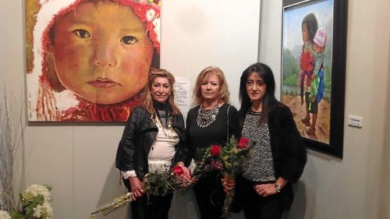 La Fundación Caja Rural acoge una exposicion a beneficio de Madre Coraje y la Muestra de Dulces de Conventos de Valdocco