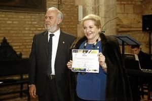 Concha Cuetos ha sido nombrada Embajadora de los Vinos del Condado de Huelva.