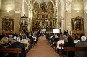 El acto se ha celebrado en el Monasterio de Santa Clara de Moguer.