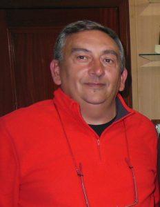 El presidente de la Aro , Manuel Darriba