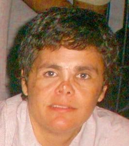 La directora de programas, Mercedes Mayo.