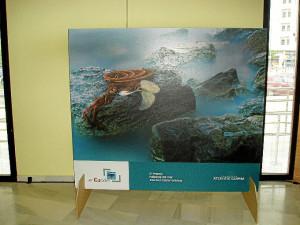 La foto de José Beut, 'Háblame del mar', ha quedado en segundo lugar.