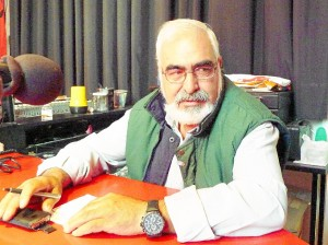 Pablo Castilla es otro de los colaboradores de RadioDisc.