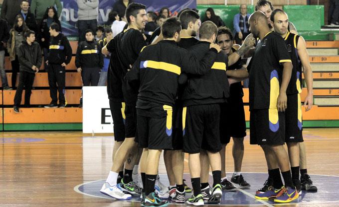 El Por Huelva tiró de casta para ganar en San Fernando.