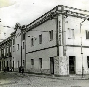Residencia Stella Maris, década de los 60.