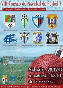 Cartel anunciador del evento que se disputa en San Bartolomé.