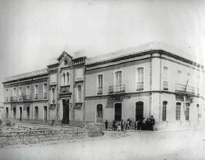 Semanes  Institute, 1891.