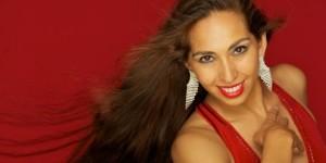 Alejandra Sabena enseñará a los onubenses a bailar el tango.