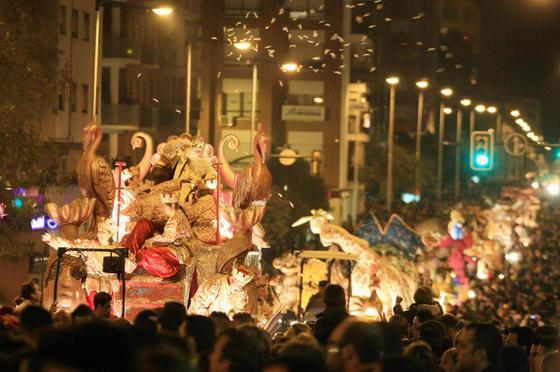 La Cabalgata de los Reyes Magos recorrerá Huelva el 5 de enero.