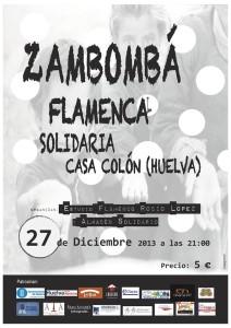 Os recordamos que podéis adquirir vuestras entradas en la sede de Huelva Buenas Noticias.