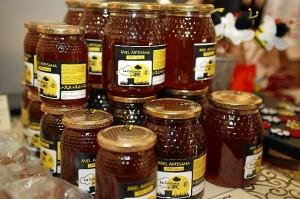 La miel de La Colmena de Paco. / Foto: José Carlos Palma