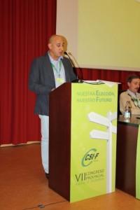 Juan Manuel Quilón, nuevo presidente del CSIF