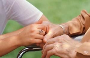 Cuidar de nuestros mayores.