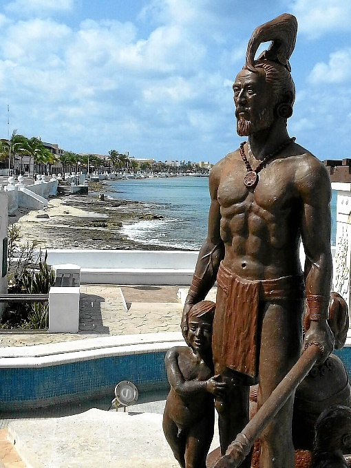 506 años de la expedición del onubense Gonzalo Guerrero, precursor del  mestizaje entre europeos y americanos - Huelva Buenas Noticias