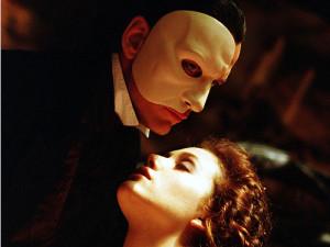 El Fantasma de la Ópera es una conocida obra de Andrew Lloyd Webber.