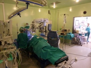 Se trata de la novena donación que se registra este año en el Hospital Juan Ramón Jiménez.