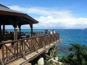 Discovery Bay, el lugar al que llegó Colon en su segundo viaje.