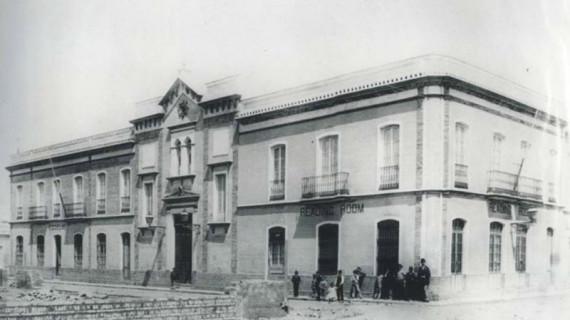 The Seamen's Institute, década de los 90 del siglo XIX