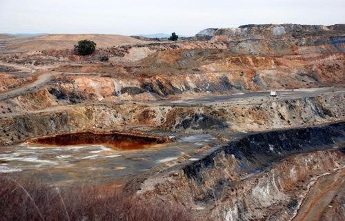 Una revista alemana realiza un reportaje a nivel internacional sobre el valor del patrimonio minero de Huelva