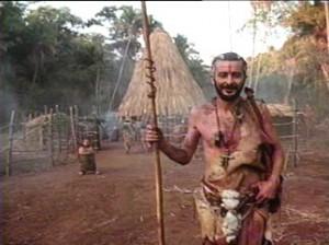 Fotograma de la película 'Cabeza de Vaca'.