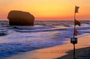 La aplicación destaca la belleza de las playas de Doñana. / Foto: kuviajes.com.