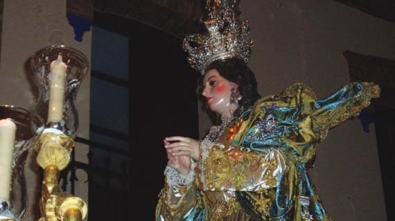 La Purísima Concepción relebra sus cultos anuales