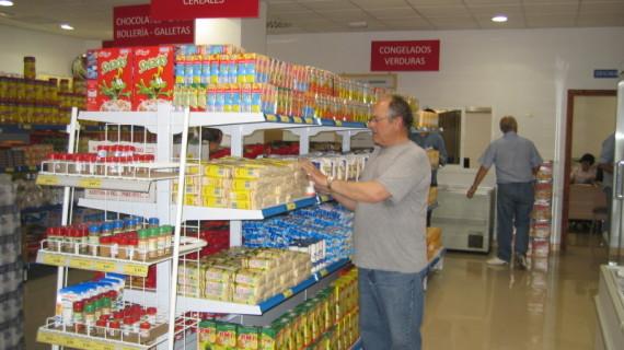Nuevo impulso económico a Resurgir para asegurar la provisión de alimentos a las familias onubenses con más necesidad