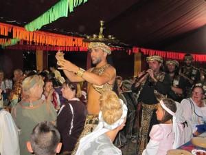 A pesar de las creencias, la danza del vientre la bailan principalmente los hombres.