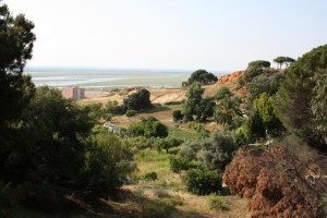 El aporte de los cabezos ha sido fundamental para  cambiar la línea mareal de Huelva.