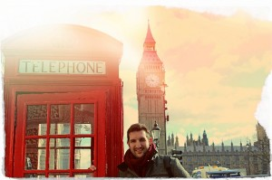 El balance de su experiencia es muy positivo. Aquí, en Londres.
