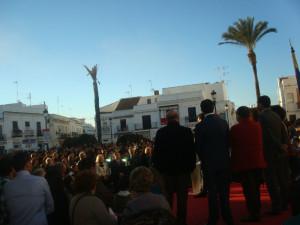 El acto ha tenido lugar en la Plaza del Cabildo.