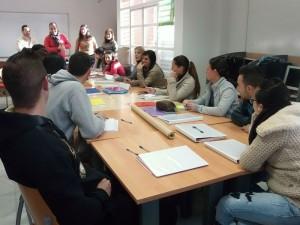 El curso cuenta con quince alumnos.